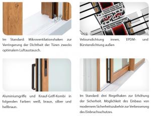 Details zum IGLO-HS-System